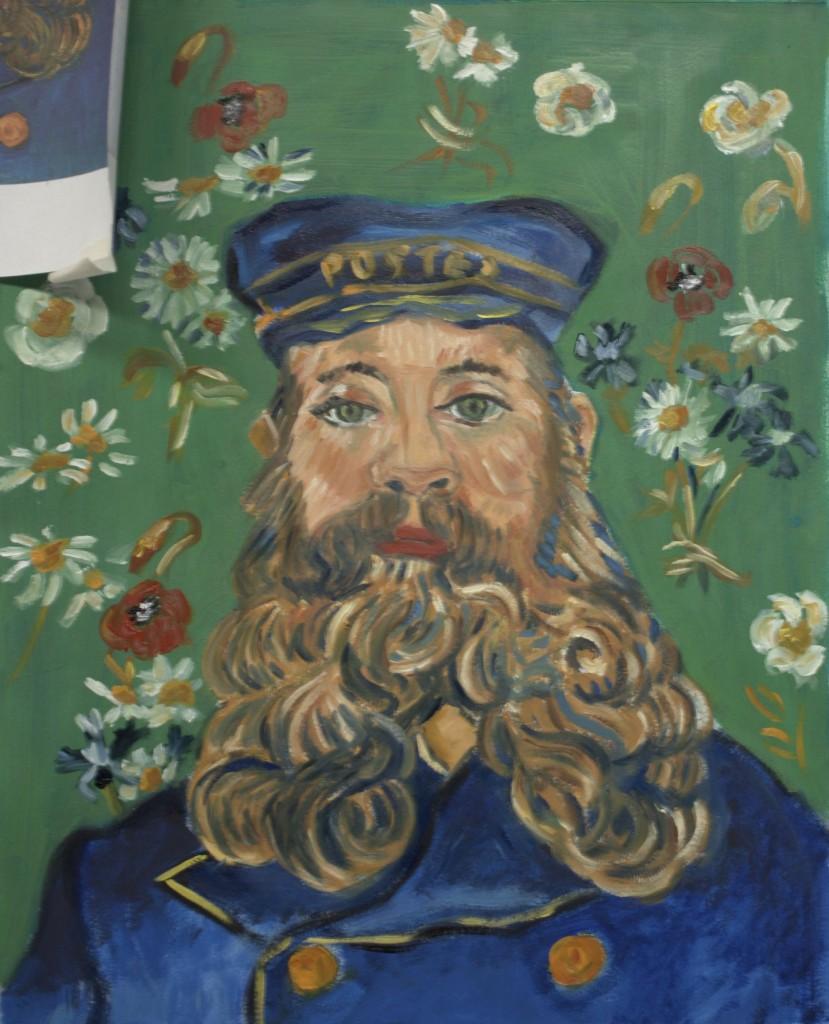 Joseph Roulin apres Van Gogh
